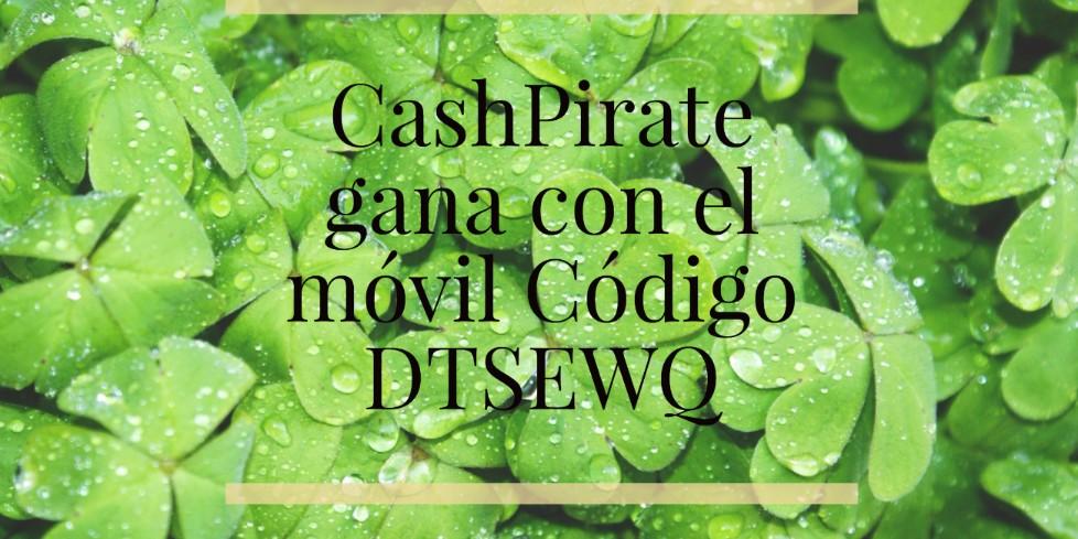 CashPirate gana dinero con el móvil probando apps
