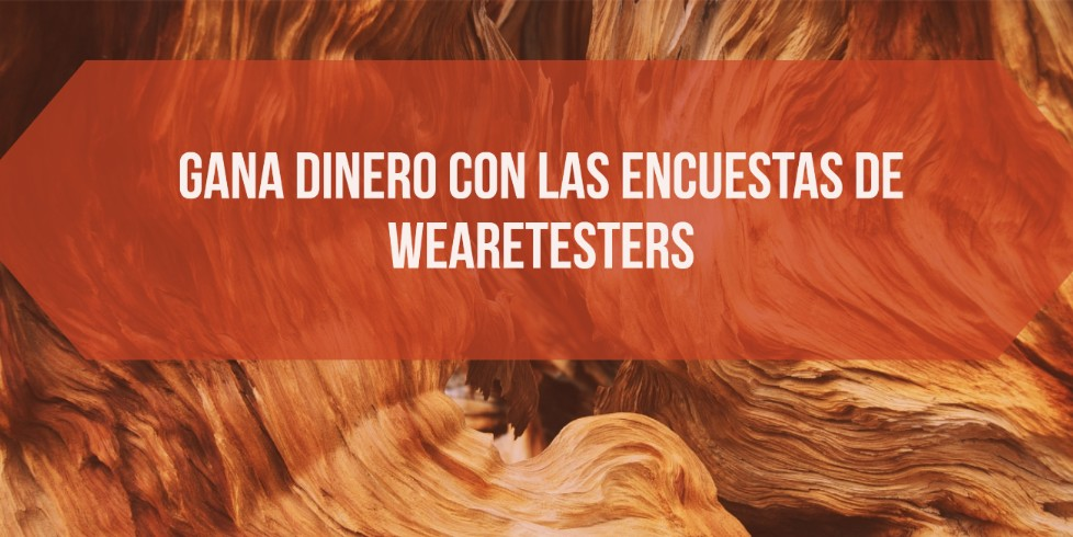 We Are Testers otra web de encuestas online