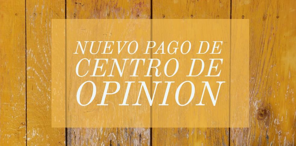 Nuevo pago de Centro De Opinión 2.50€