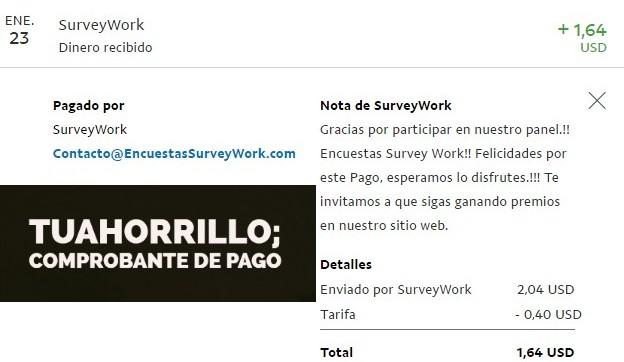 pago survey