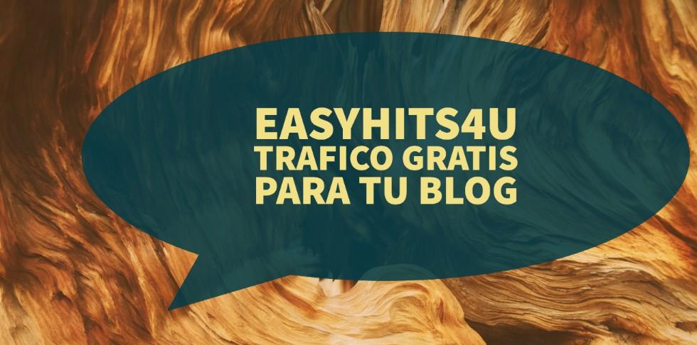 EasyHits4U consigue trafico para tu blog