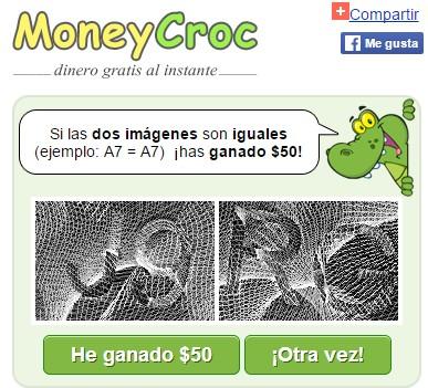 Money Croc dinero ya