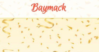 Baymack: Consigue premios viendo vídeos [SCAM]