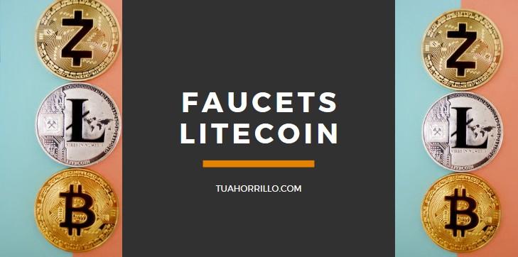 Litecoin Las mejores faucets para ganar gratis [2019]🥇