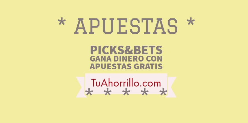 Picks&Bets : Web para ganar dinero con apuestas gratis