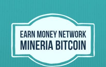 Earn Money Network: Gana dinero con mineria bitcoin