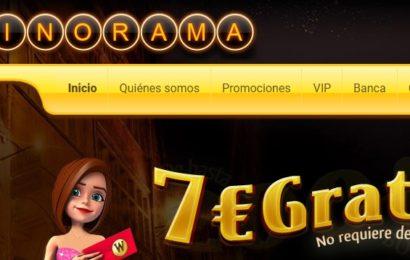 Winorama 7€ para jugar gratis sin riesgo
