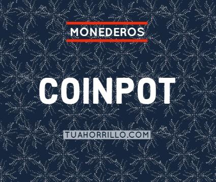 CoinPot Microwallet como funciona Monedero Gratis 2018