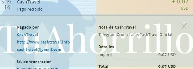 pago cashtravel