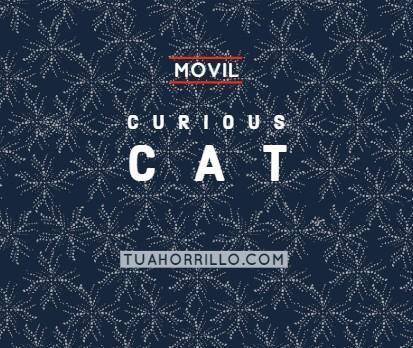 Curious Cat Completa encuestas y gana dinero automaticamente