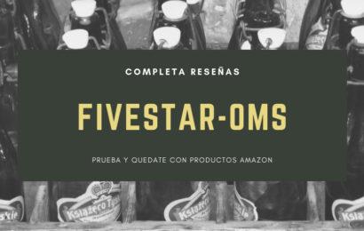 Fivestar-OMS Gana dinero por comentar productos en Amazon🤑