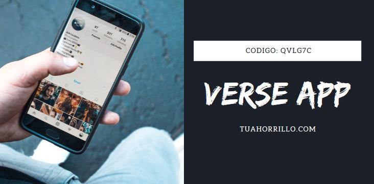 Verse App Paga y recibe pagos desde tu movil y gana dinero