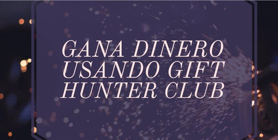 Pago de Gift Hunter Club 2$