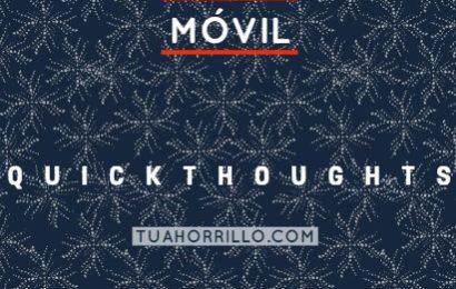 QuickThoughts App gana vales amazon o Itunes con encuestas🤑