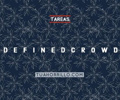 definedcrowd