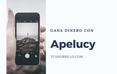 🥇Apelucy App Gana dinero recargas megas vales amazon gratis 2019