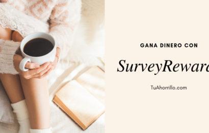 SurveyRewardz Completa encuestas y cobra desde 1$🥇