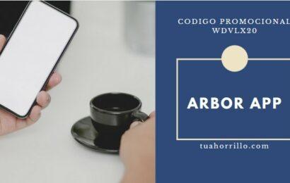 Arbor App Ahorra dinero con una aplicacion en tu movil