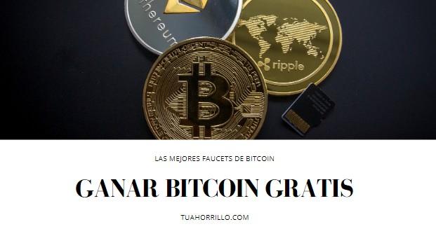 ganar bitcoin de forma gratuita